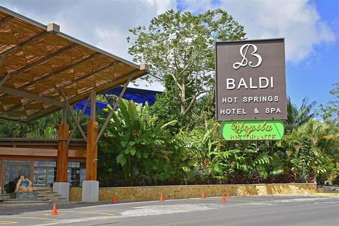 Baldi Hot Springs Hotel and Spa La Fortuna