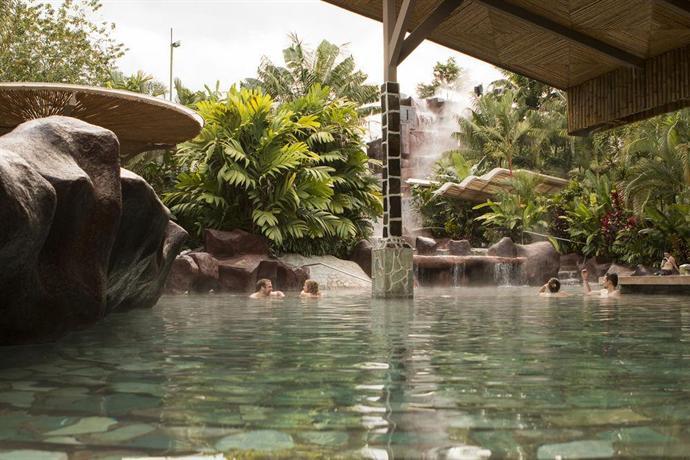 Baldi Hot Springs Hotel And Spa La Fortuna Costa Rica