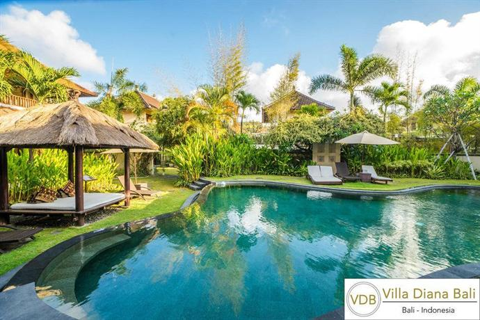 Villa diana bali hotel legian compare deals for Bali accommodation recommendations