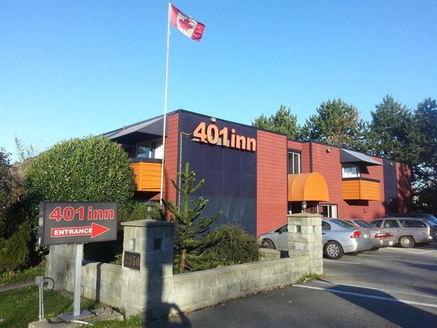 401 Motor Inn Burnaby Compare Deals