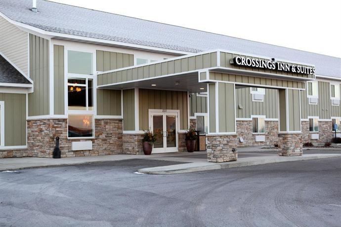 Crossings Inn and Suites Perham