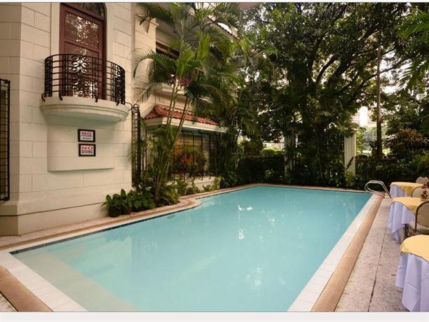 Manila Guest Friendly Hotels - Orchid Garden Suites