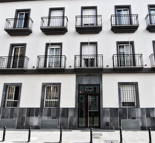Apartamentos Plaza de la Luz Cádiz