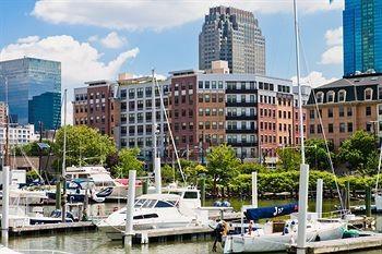 Sky City Apartments at The Marina Jersey City