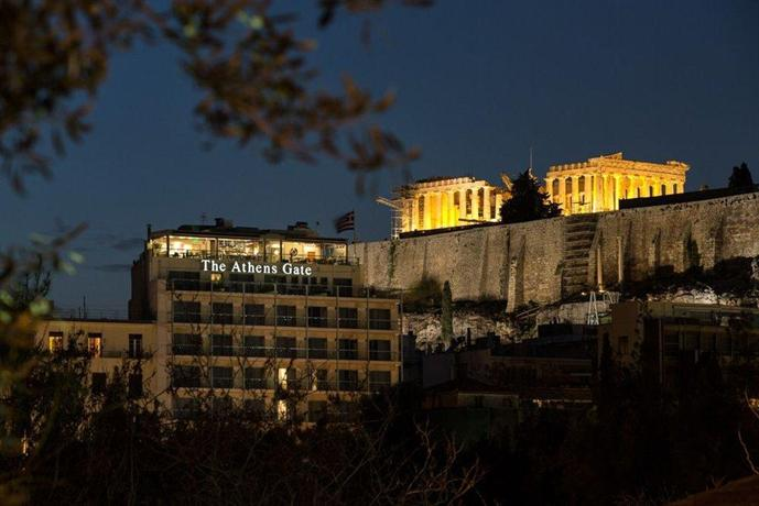 The Athens Gate Hotel