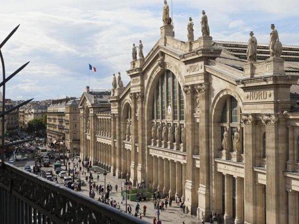 Kyriad Hotel Paris Gare Du Nord