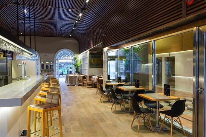 Vp jardin de recoletos madrid compare deals for Hotel jardin de recoletos booking