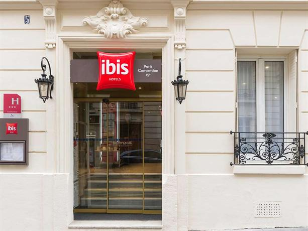 Ibis Paris Convention 15eme