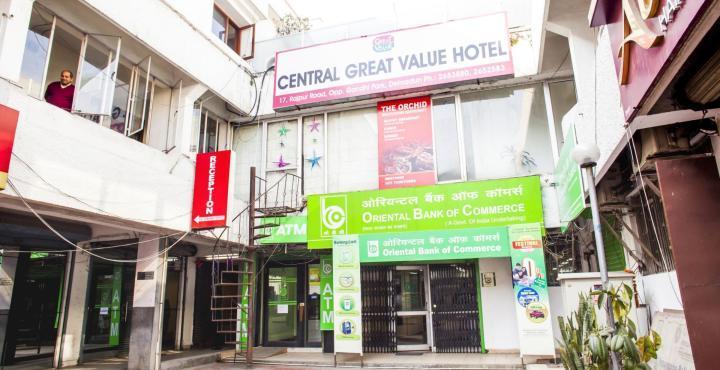 The Central Hotel Dehradun