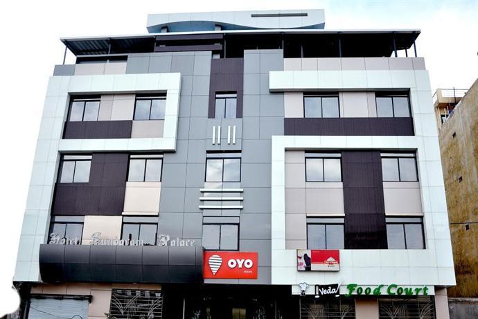 OYO 1671 Hotel Sundaram Allahabad Uttar Pradesh