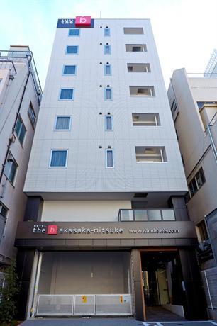 The B Tokyo Akasaka-Mitsuke
