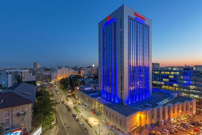 Sheraton Bucharest Hotel Compare Deals