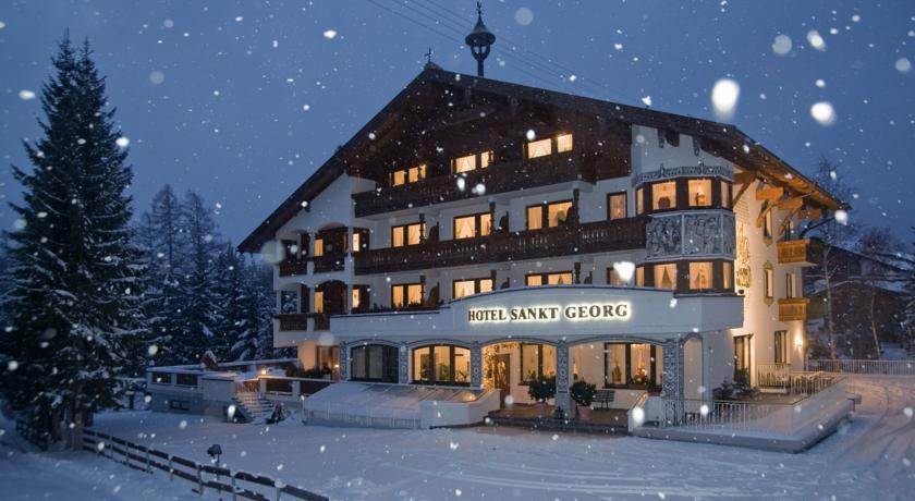 Hotel St Georg Seefeld