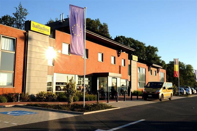 Hotel Balladins Charleroi Aeroport
