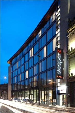 Sleeperz Hotel Newcastle
