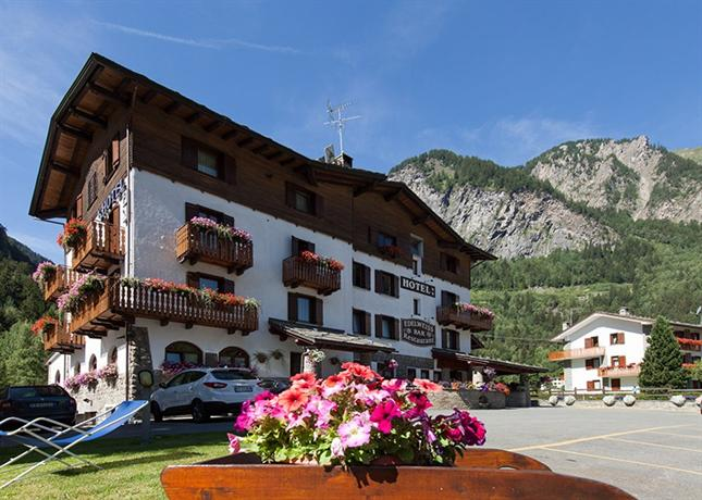 Hotel Edelweiss Pre-Saint-Didier