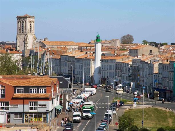 Novotel La Rochelle Centre