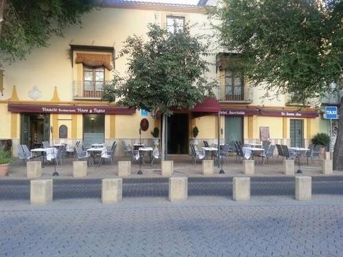 Hotel Sacristía Santa Ana