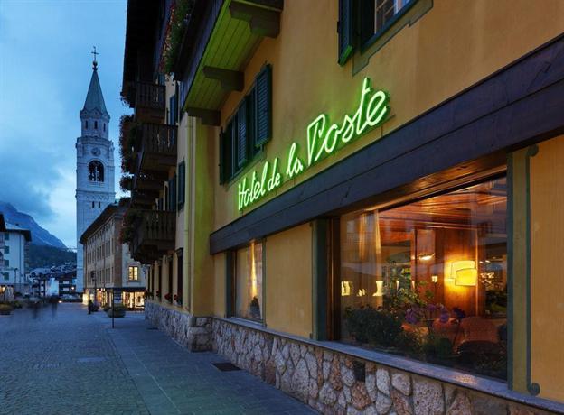 Hotel De La Poste Cortina d'Ampezzo