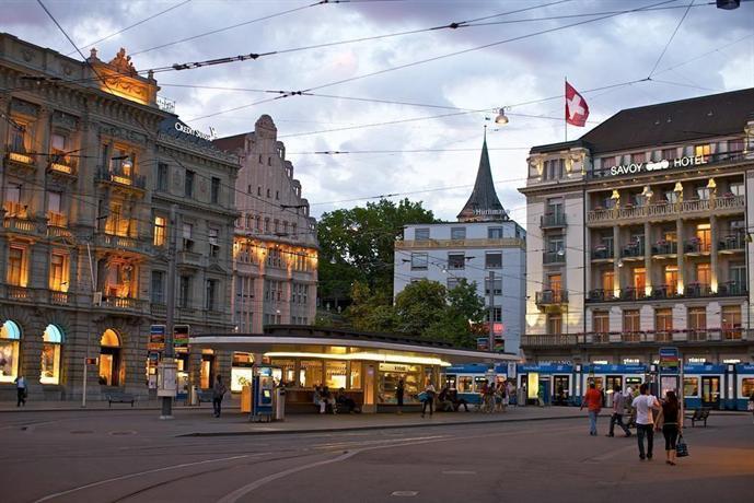 Hotel Glarnischhof