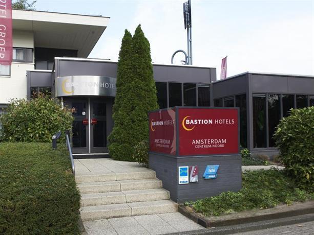 Bastion Delux Hotel Amsterdam/Centrum-Noord