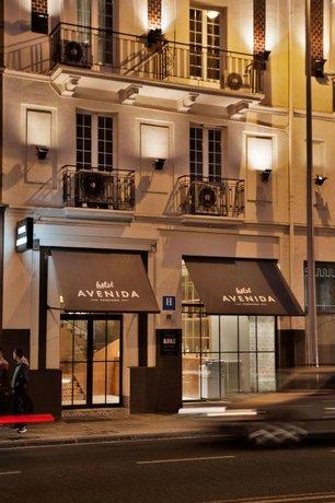 Hotel Avenida Pamplona