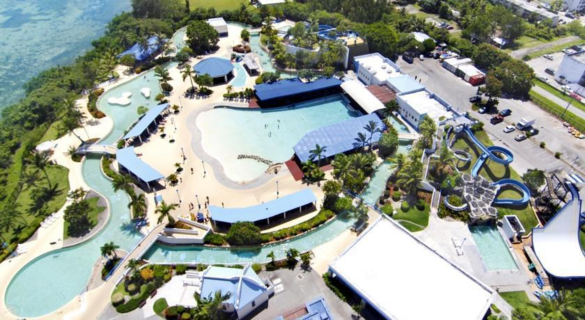 About Onward Beach Resort
