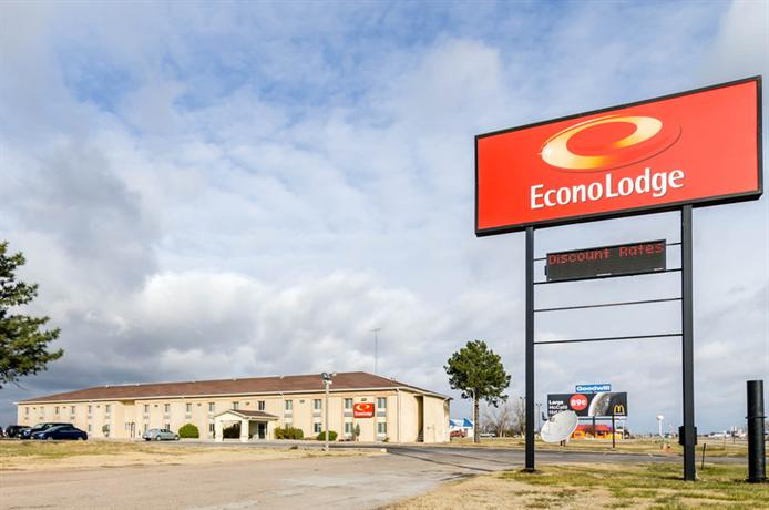 Econo Lodge Lexington Nebraska