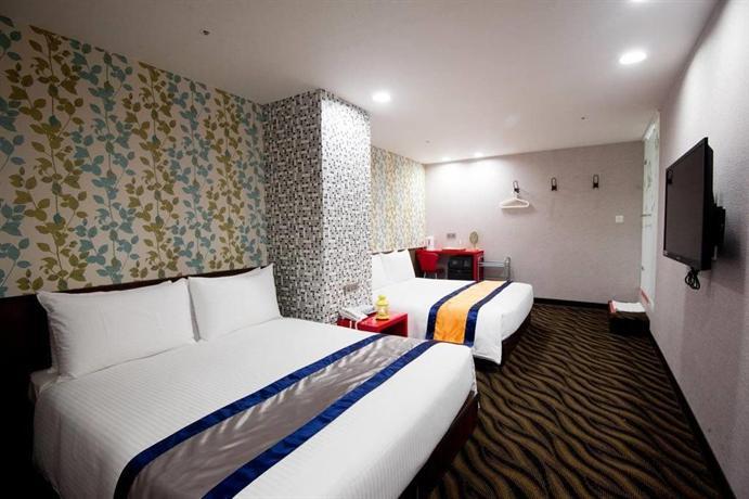 diary of taipei hotel ximen station taipei city