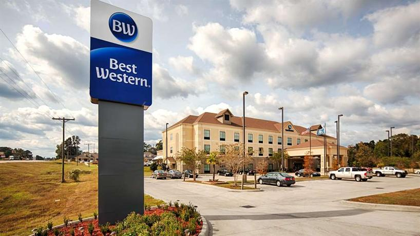 Best Western Hotel St Francisville Louisiana