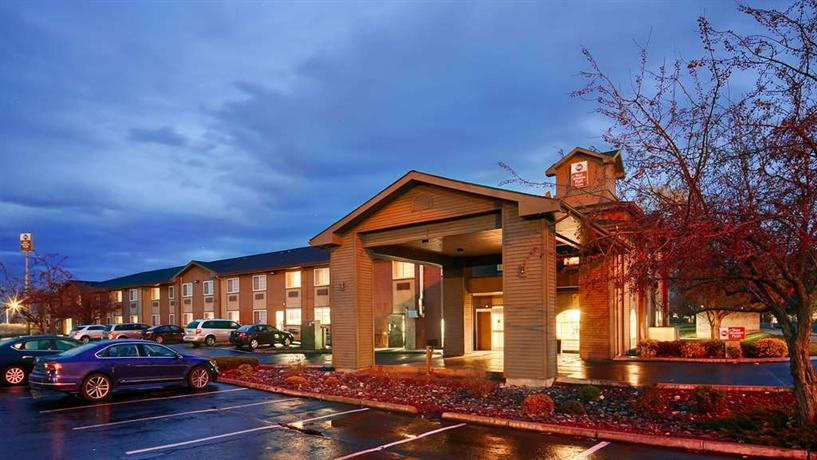 Best Western Plus Rama Inn & Suites La Grande