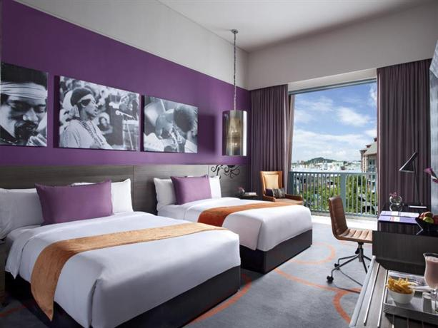 About Hard Rock Hotel Singapore