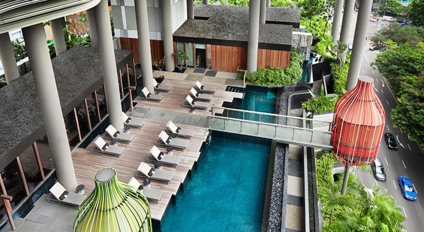 parkroyal on pickering singapore compare deals. Black Bedroom Furniture Sets. Home Design Ideas