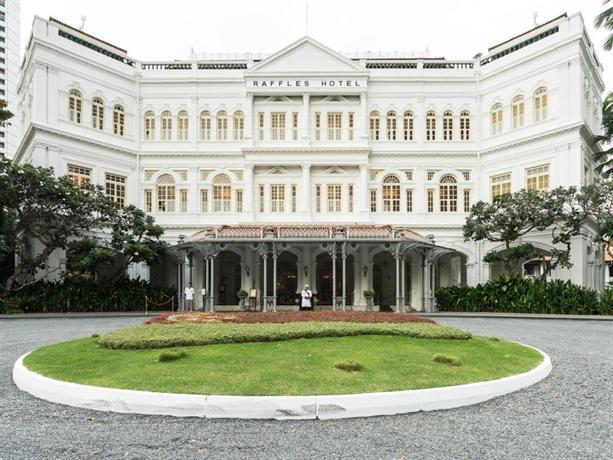 Raffles Hotel Singapore Compare Deals
