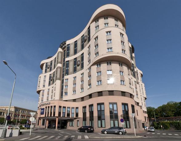 Das  Hotel Don Giovanni Prag