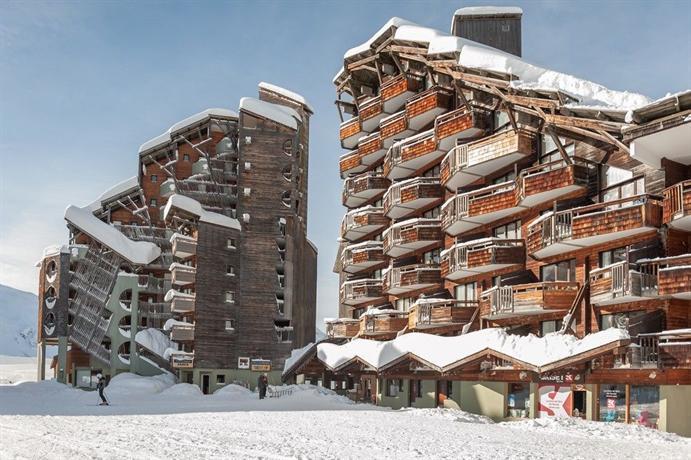 Residence Pierre & Vacances Saskia Falaise