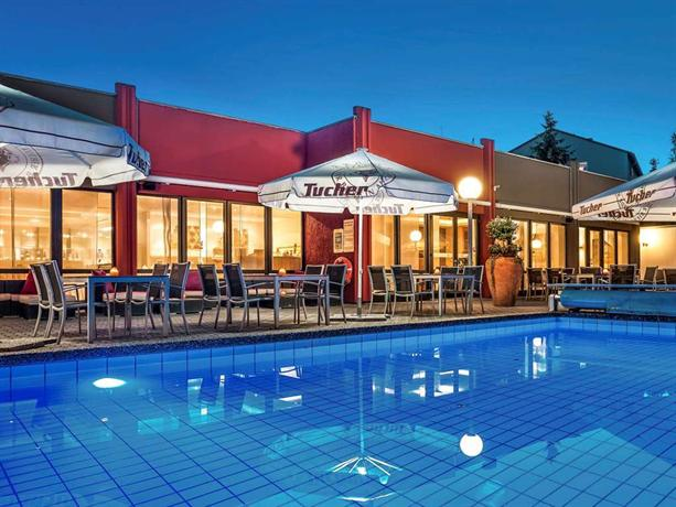 Hotel Mercure Furth Laubenweg