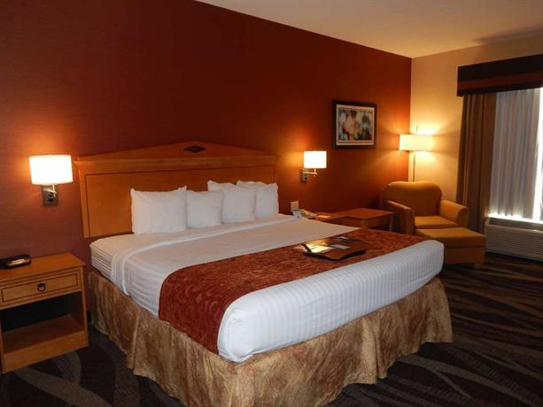 Best Western Plus University Inn Allegany