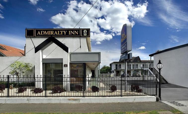 Best Western Admiralty Inn
