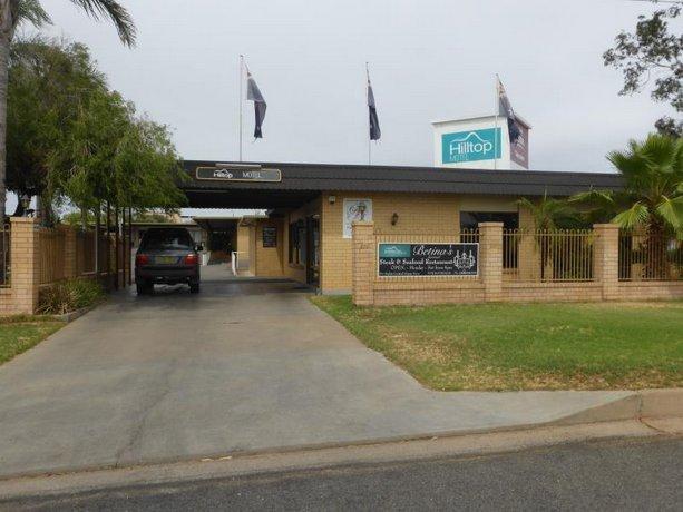 Hilltop Motel Broken Hill