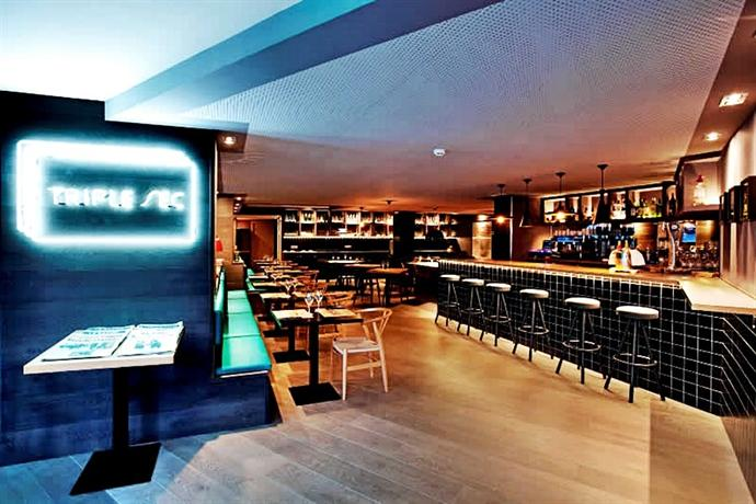 Silken concordia hotel barcelona barcellona offerte in for Offerte hotel barcellona