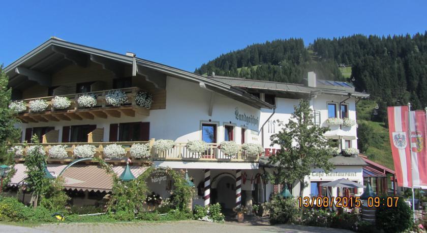 Hotel Restaurant Weinpress Filzmoos