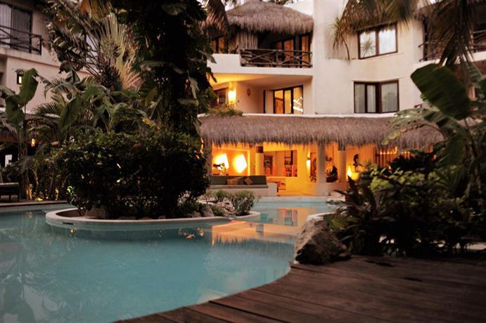 La Tortuga Hotel Playa del Carmen