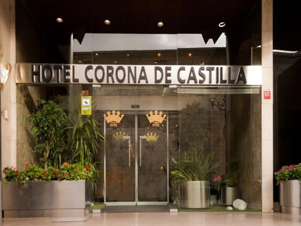 Hotel Sercotel Corona de Castilla