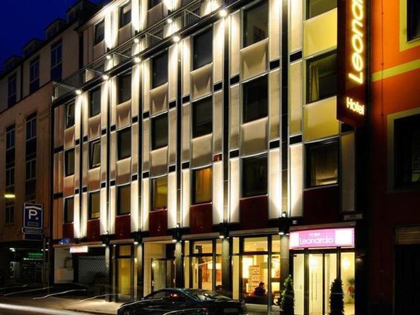Leonardo Hotel City Center Munchen