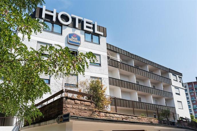 Best Western Hotel Stuttgart Friedhofstrasse