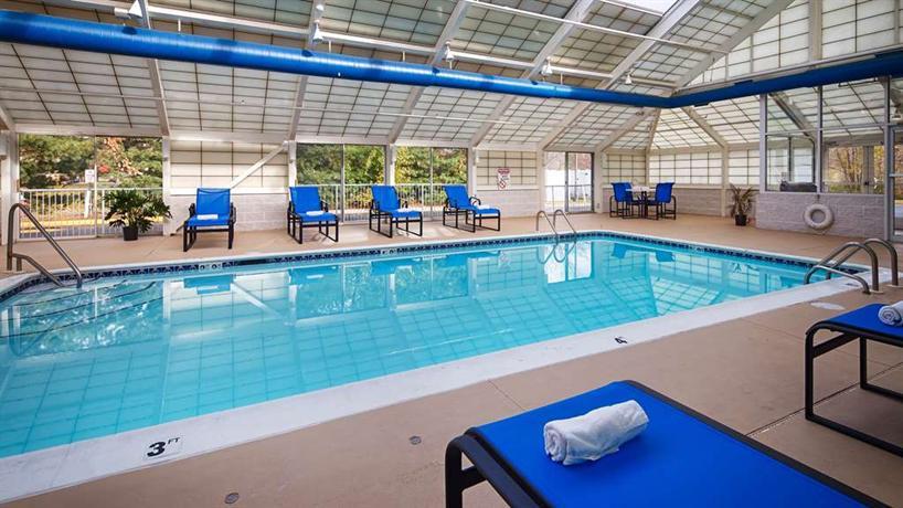 Best Western Burlington Inn Westampton Compare Deals