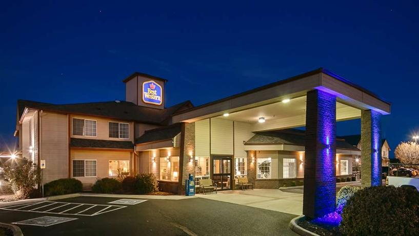 Best Western Rama Inn Ephrata Washington