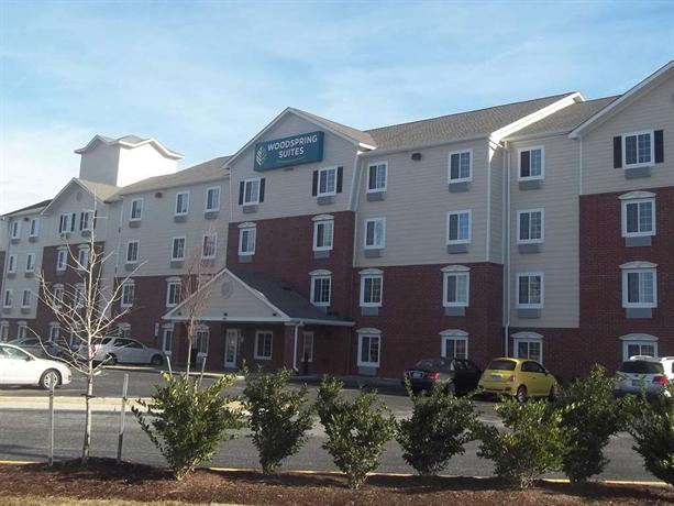 WoodSpring Suites Virginia Beach