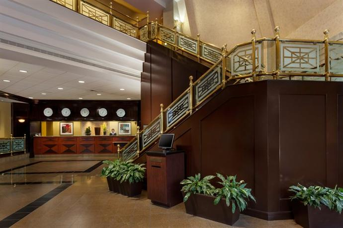 Crowne Plaza Hotel Englewood
